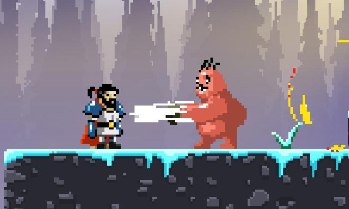 Sword Of Xolan【短期集中攻略】: 新たなギミックや敵の登場により跳ね上がる難易度。Act2 4ステージ攻略