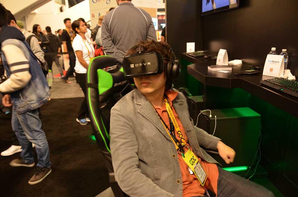 【西川善司のモバイルテックアラカルト】第4回: VRの最新動向~続々出てくる新型のVR対応型HMD