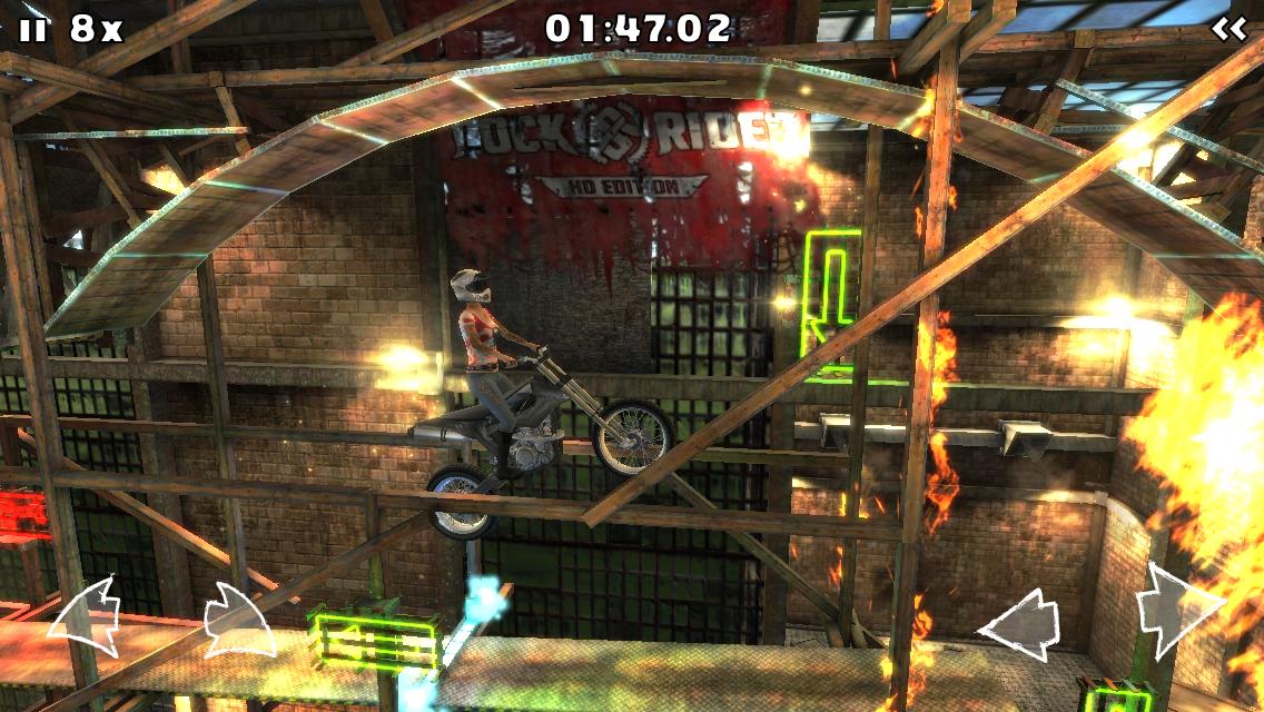 Rock(s) Rider   HD Edition【ゲームレビュー】