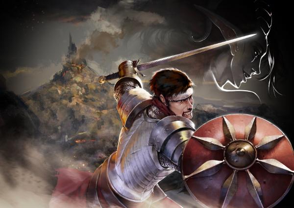 アソビモの新作『GODGAMES』を55インチの「デカスマホ」でをプレイ! TGS2015最新情報