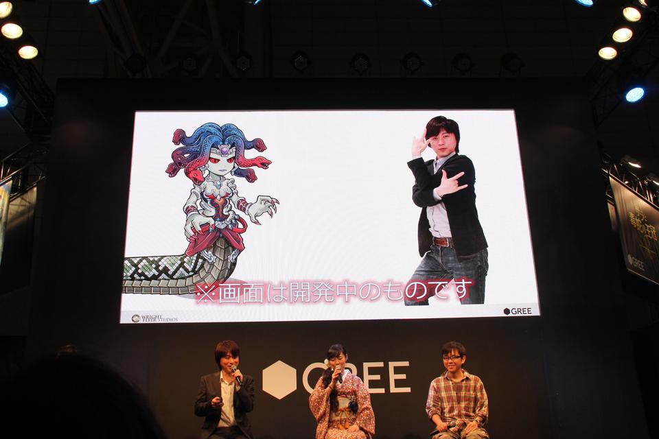 【TGS2015】『KMS Project(仮)』のタイトル名は『アナザーエデン』に決定! 声優・園崎未恵さんも注目するRPG