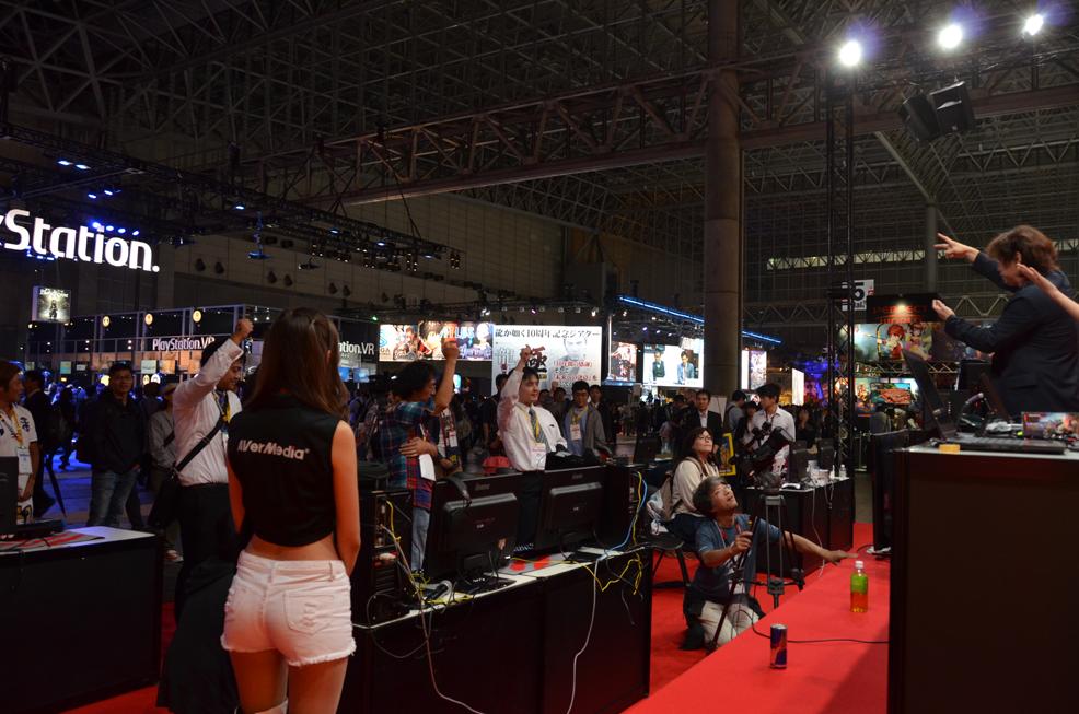 【西川善司のモバイルテックアラカルト】第5回: TGS2015で製品紹介セミナーをしてきました