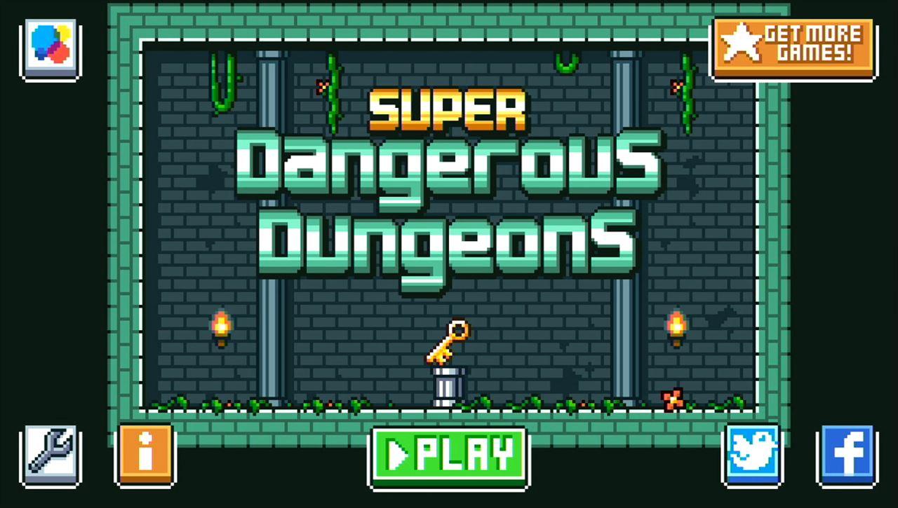 Super Dangerous Dungeons【ゲームレビュー】