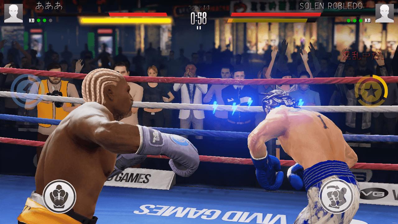 Real Boxing 2 CREED【ゲームレビュー】