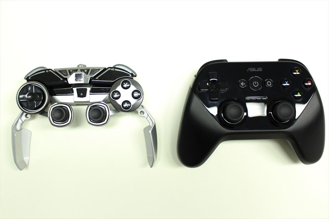 変形ギミック満載のゲームコントローラー『L.Y.N.X. 9』実機レビュー(ハード編)