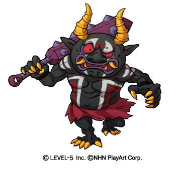 妖怪ウォッチ ぷにぷにで実物の黒鬼メダルがもらえるキャンペーン