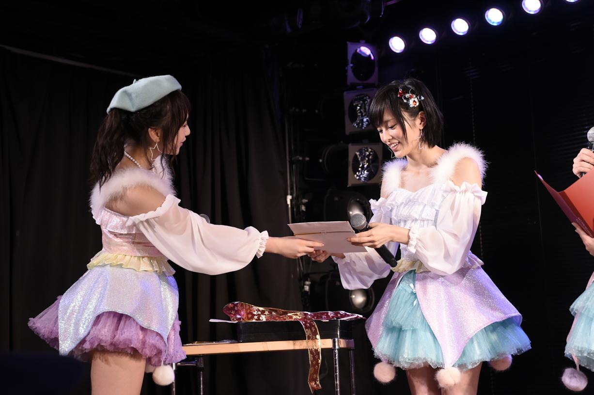 AKB48ステージファイター特別劇場公演をセンター白間美瑠で開催
