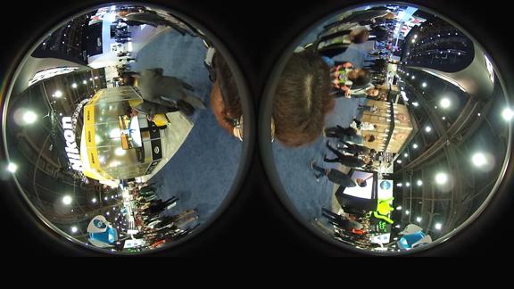 【西川善司のモバイルテックアラカルト】第13回: スマホで楽しむ簡易VRへのいざない(前編)