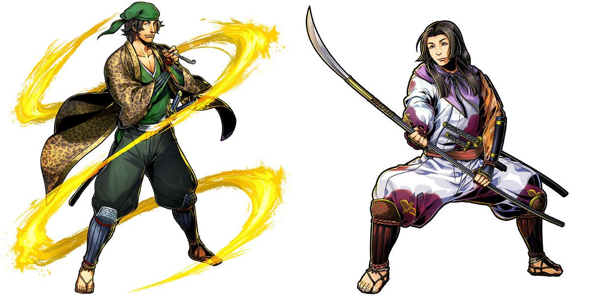 『戦魂  SENTAMA 』と漫画『センゴク』のコラボが決定! 豪華声優陣のボイス付きで『センゴク』の武将たちが登場
