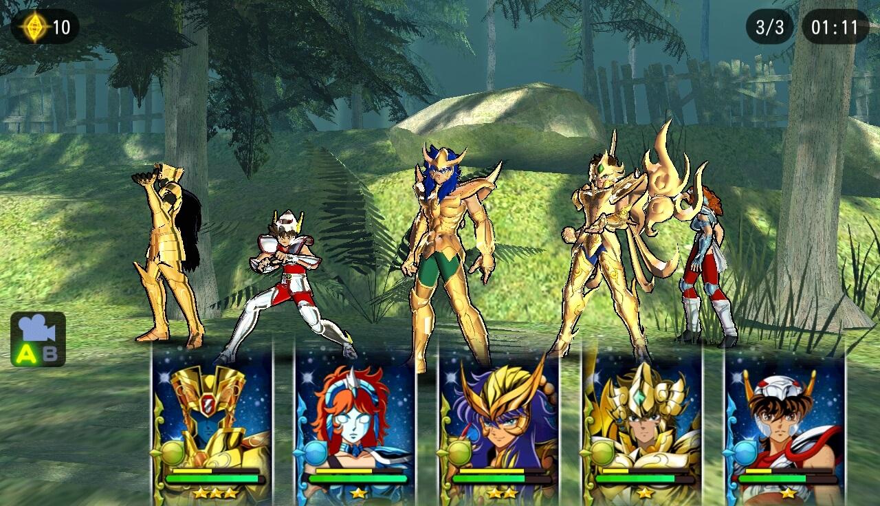 聖 闘士 星矢 ゾディアック ブレイブ ランキング