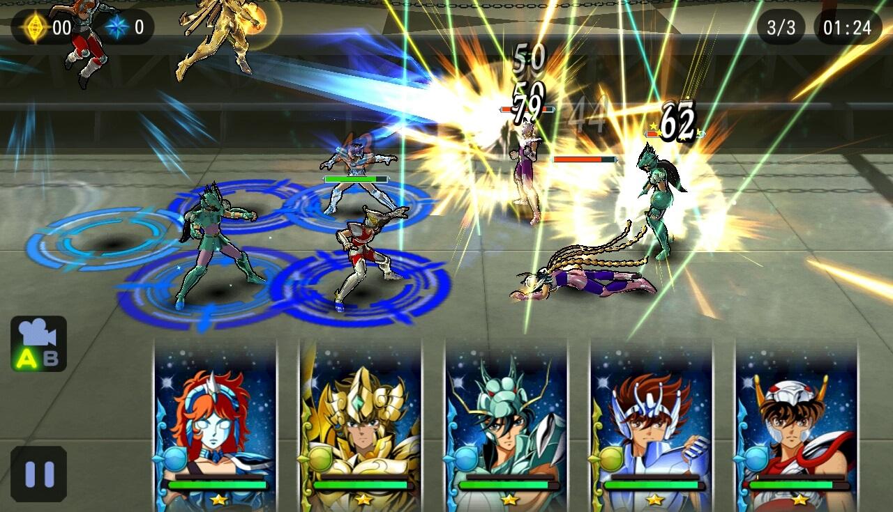 星矢 聖 ブレイブ 闘士 ランキング ゾディアック