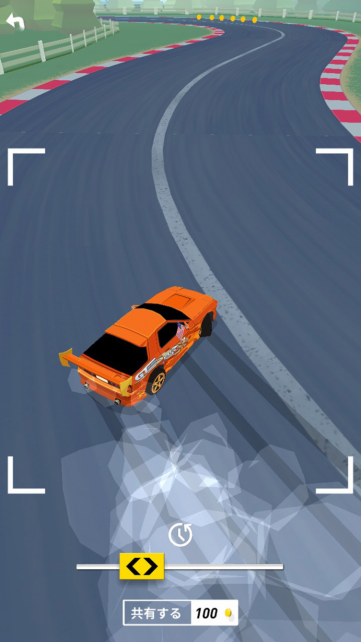 Thumb Drift   Furious One Touch Car Racing【ゲームレビュー】