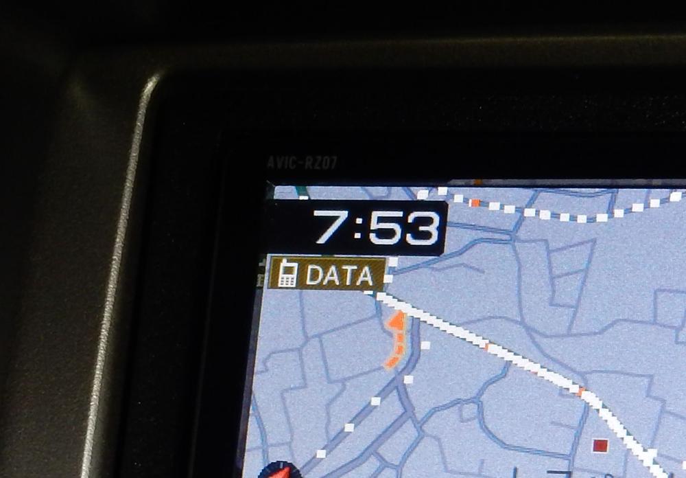 【西川善司のモバイルテックアラカルト】第16回: スマホをBluetoothテザリングでカーナビ接続して交通情報を取得する