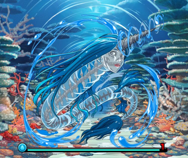 ガルズモンズ【クエスト攻略】イベントコラボ「伝説の海蛇」伝説級攻略