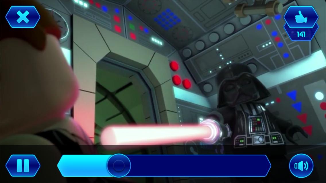 LEGO Star Wars Force Builder【ゲームレビュー】 | Appliv Games