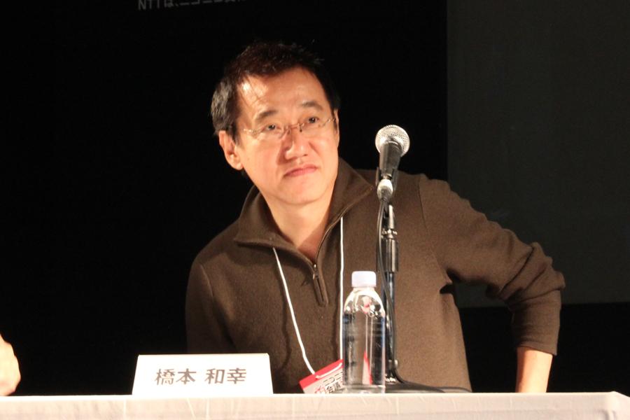 【ニコ超】『シン・ゴジラ』の樋口真嗣監督がCGとVRの未来を語る! ドワンゴ超自由研究ステージでスペシャル対談