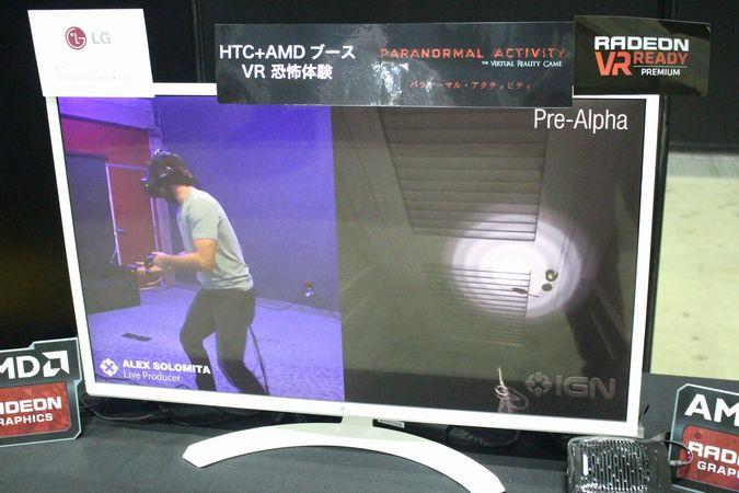 【ニコ超】怖い! VR体験をまとめてレポート(超VRアトラクションズ)