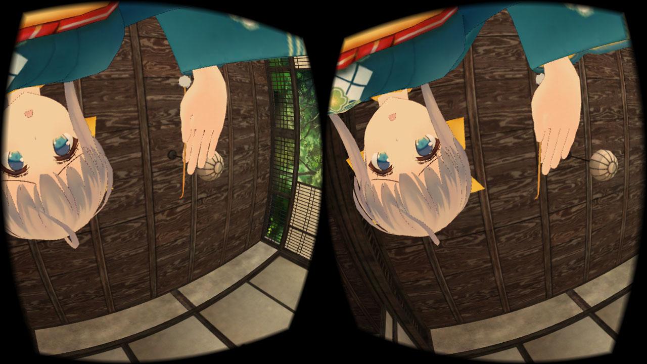 【ニコ超】VR+立体音響で究極の癒し『なごみの耳かきVR』体験