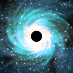 Black Hole Joyrider