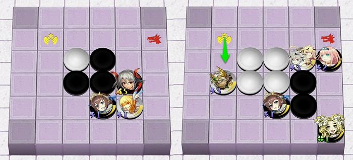 【PR】逆転オセロニア【攻略】: 最初の一手はこれ!序盤の駒の置き方