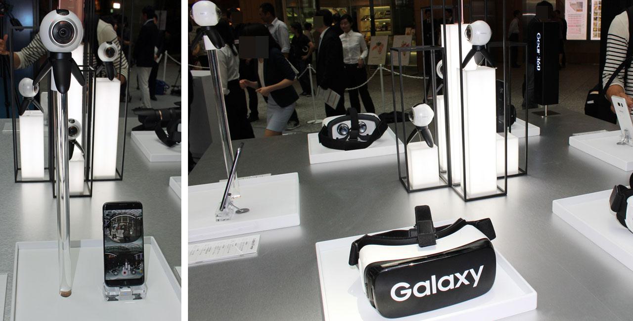 ダチョウ倶楽部がVRをPR! Galaxy Studioのオープニングイベントをレポート