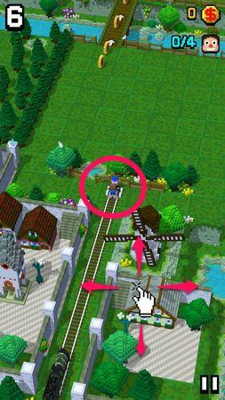 Tracky Train【ゲームレビュー】