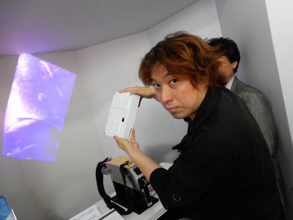 【西川善司のモバイルテックアラカルト】第22回: 「コンテンツ東京2016」に行ってきました