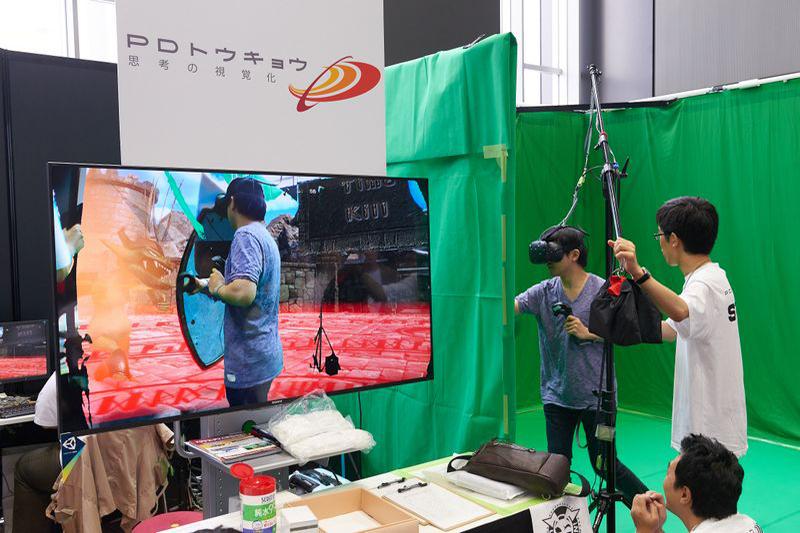 「Unity VR EXPO AKIBA」の来場者投票により決定したベストVRコンテンツが発表!