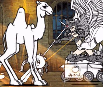 にゃんこ大戦争【攻略】: レジェンドストーリー「ぽっちゃり性善説」を基本キャラクターで無課金攻略