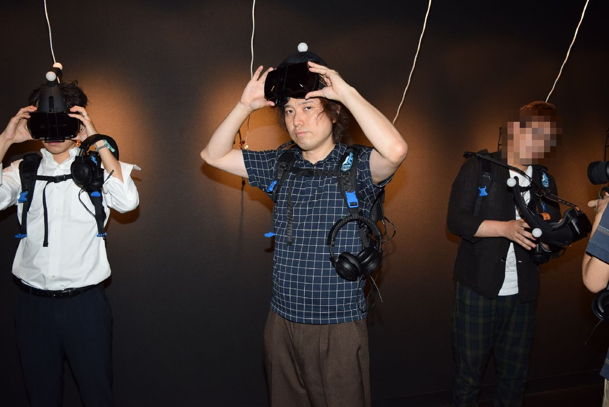 【西川善司のモバイルテックアラカルト】第24回:今、同時多人数体験型VRが熱い!?