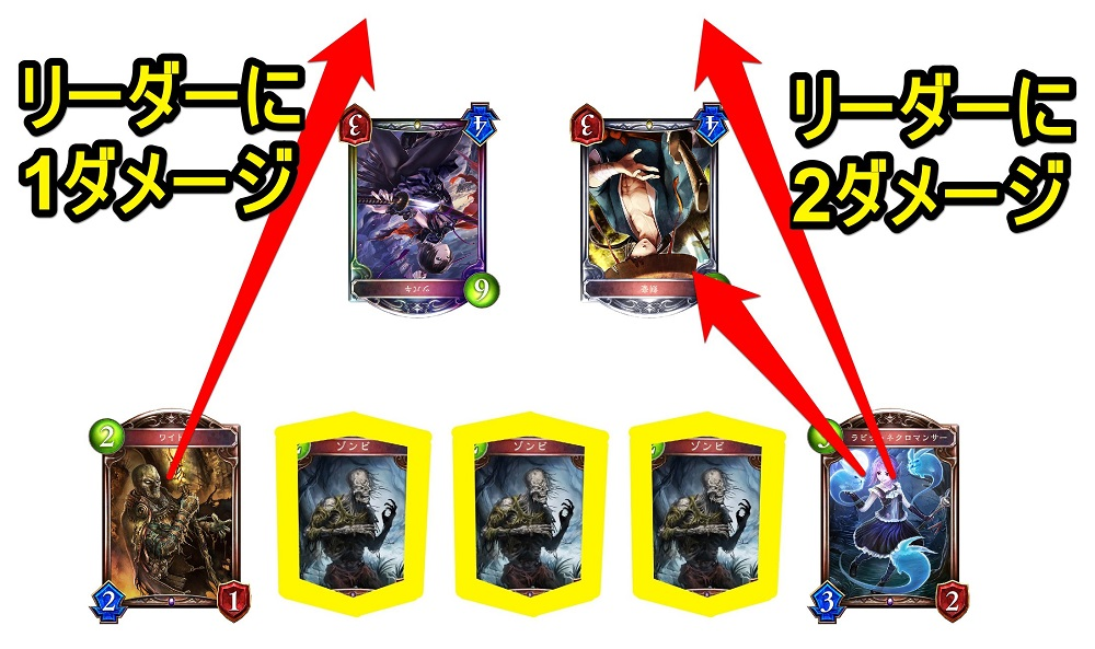 シャドウバース【攻略】:組み合わせると強いカードシナジー図鑑!ネクロマンサー編
