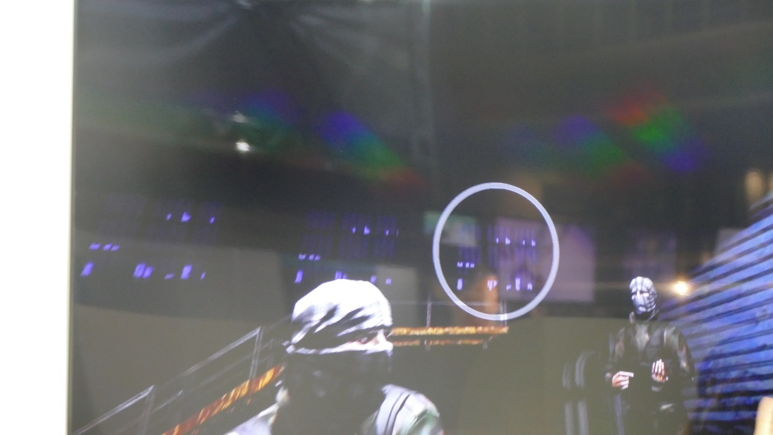 視線追跡VRHMD「FOVE」ブースでアイトラッキングゲームを体験!【TGS2016】