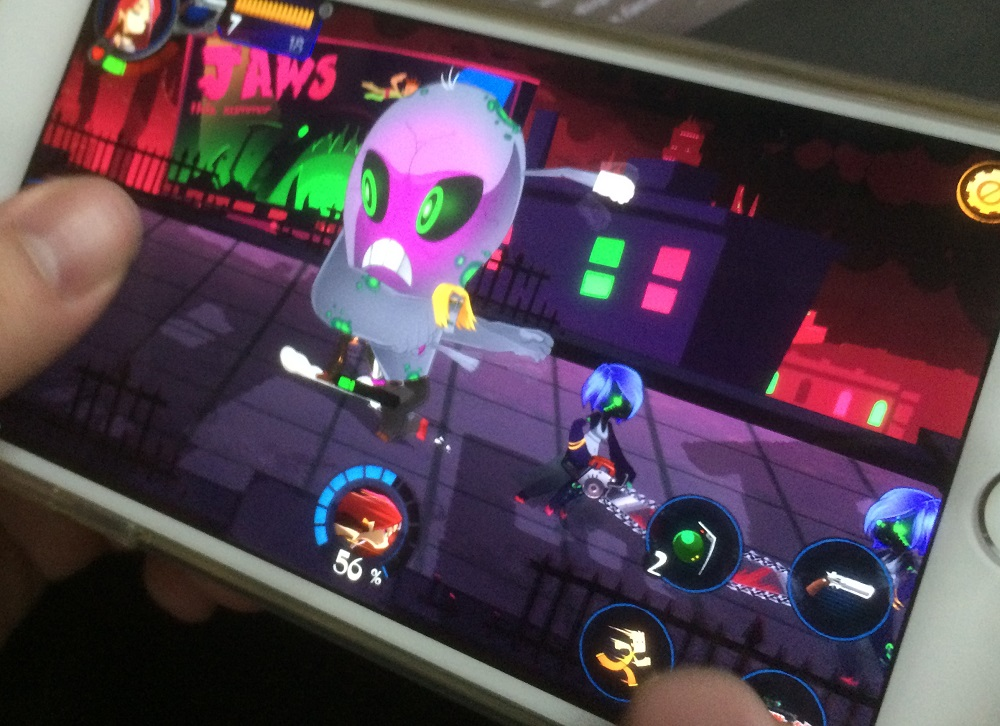『D Squad』をプレイ!ゾンビがうごめく世界で銃や爆弾をぶっ放す爽快アクションシューティング!【TGS2016】