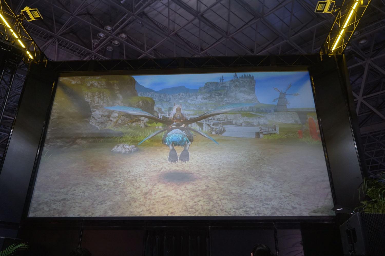 Unreal Engineでグラフィックが大幅パワーアップ!アソビモ「セブンソードセカンド」ステージ【TGS2016】