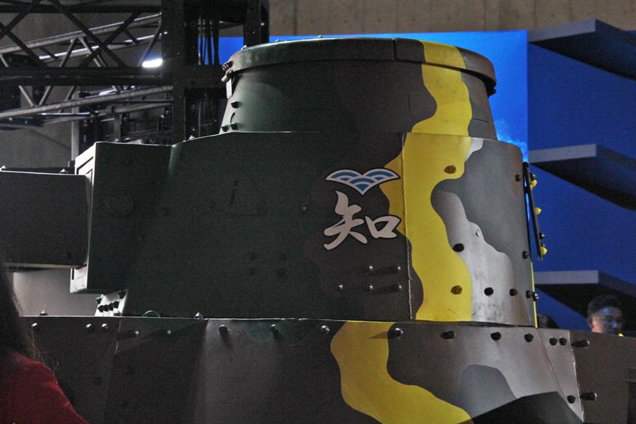大河原邦男デザインの戦車が『WoT Blitz』に登場! エーデルワイス号やネームレス号も【TGS2016】