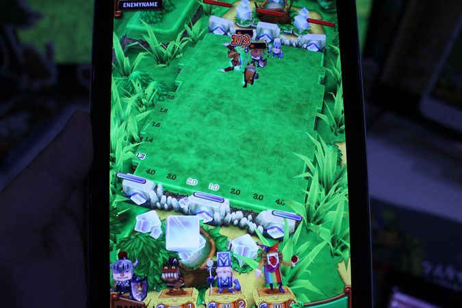 Battle DunkとPROJECT:CUBEは本格e Sports向けスマホゲーム【TGS2016】