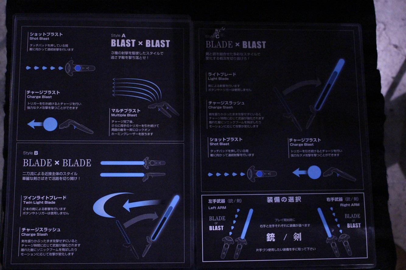 『BLAST×BLAST』はアトラクション感覚で楽しめるVRシューティング【TGS2016】