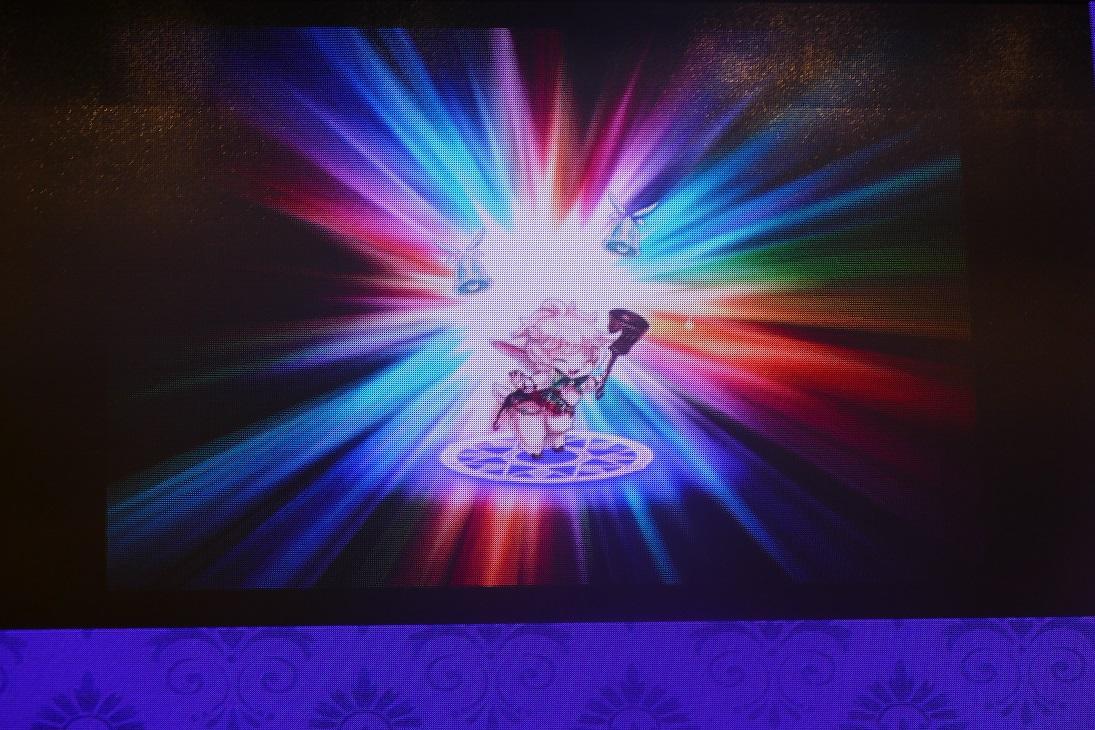 ゴー☆ジャスvsグラドル!『幻獣契約クリプトラクト』×「ゴー☆ジャス動画」ステージ【TGS2016】