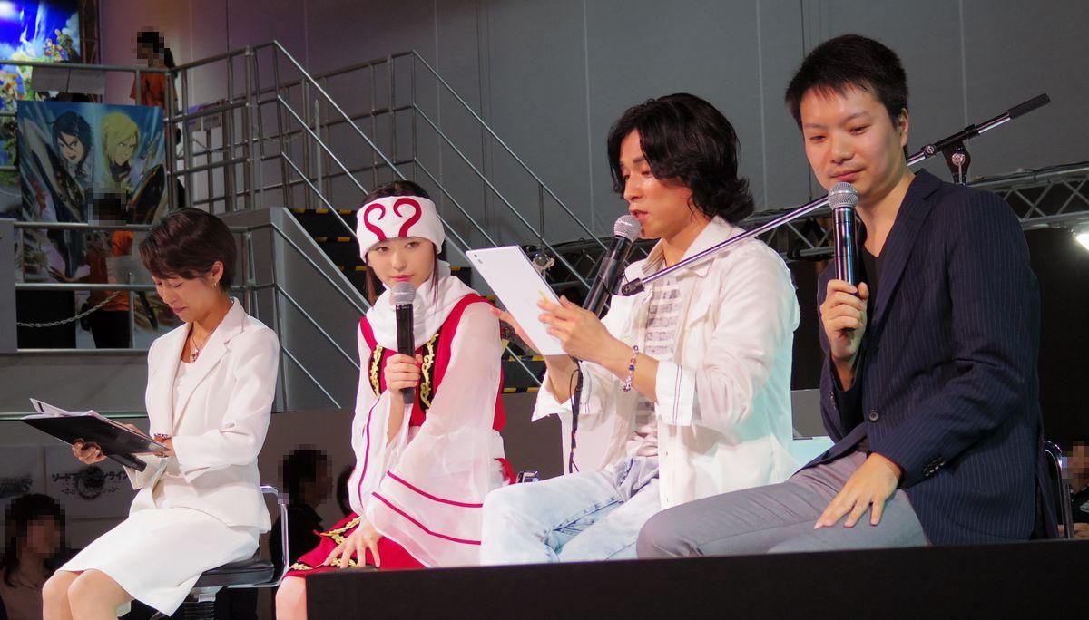 森田成一さん絶叫!『キングダム セブンフラッグス』スペシャルステージレポート【TGS2016】