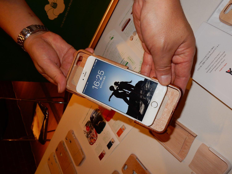 【西川善司のモバイルテックアラカルト】第26回: 西川善司が見たiPhoneケース展の世界(前編)~こだわりのメイドインジャパン編