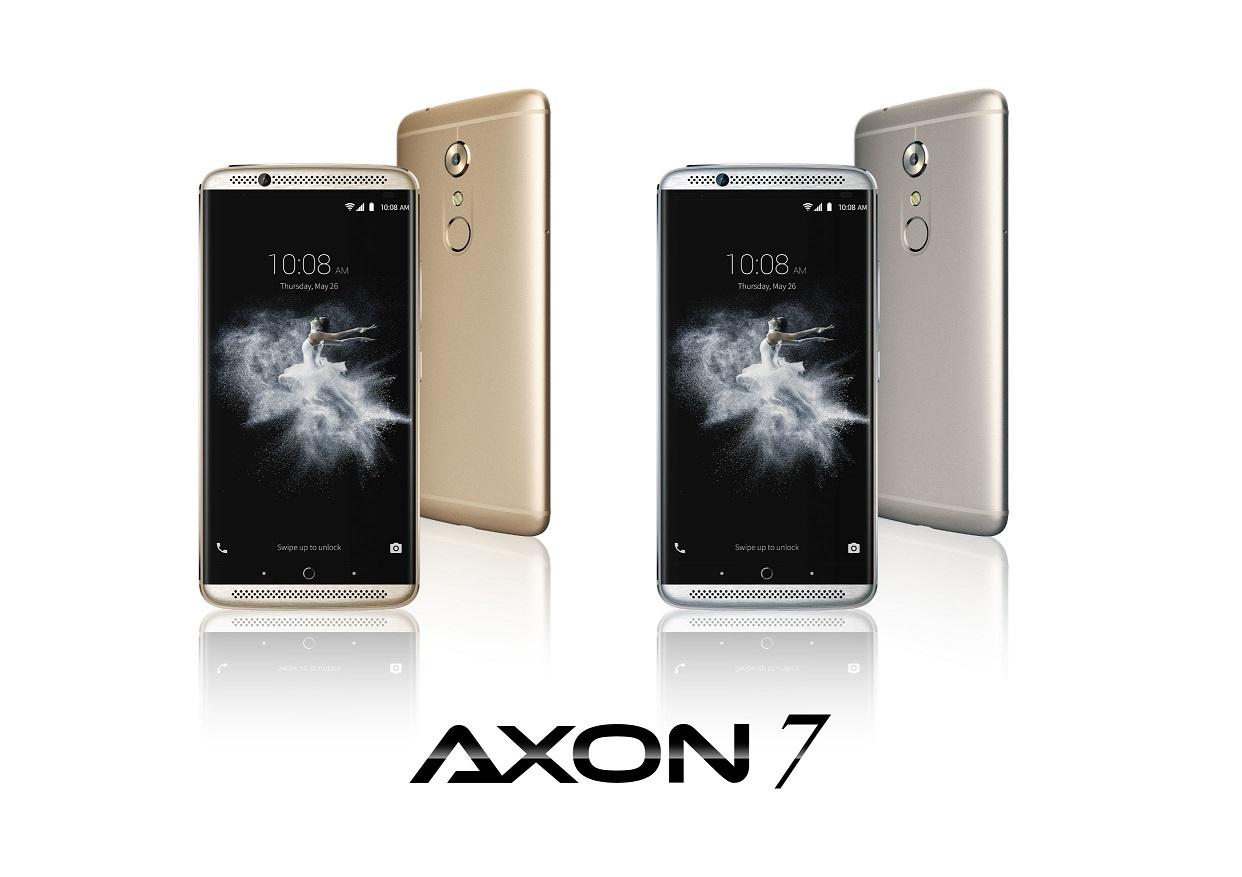 ZTEフラッグシップ機「AXON 7」はDolby Atmos採用!平原綾香も