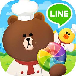 LINE POP ショコラ