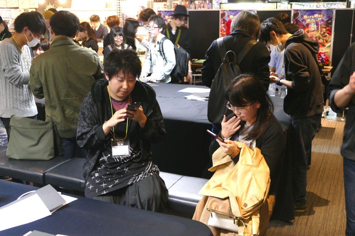 総勢80人のオセロニアンが大集結 「集え!オセロニアンの宴 2016 秋  in 東京」