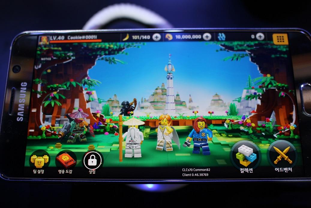 ネクソンが手掛けるレゴゲームRPG『LEGO Quest & Collect』をタッチアンドトライ!【G STAR 2016】