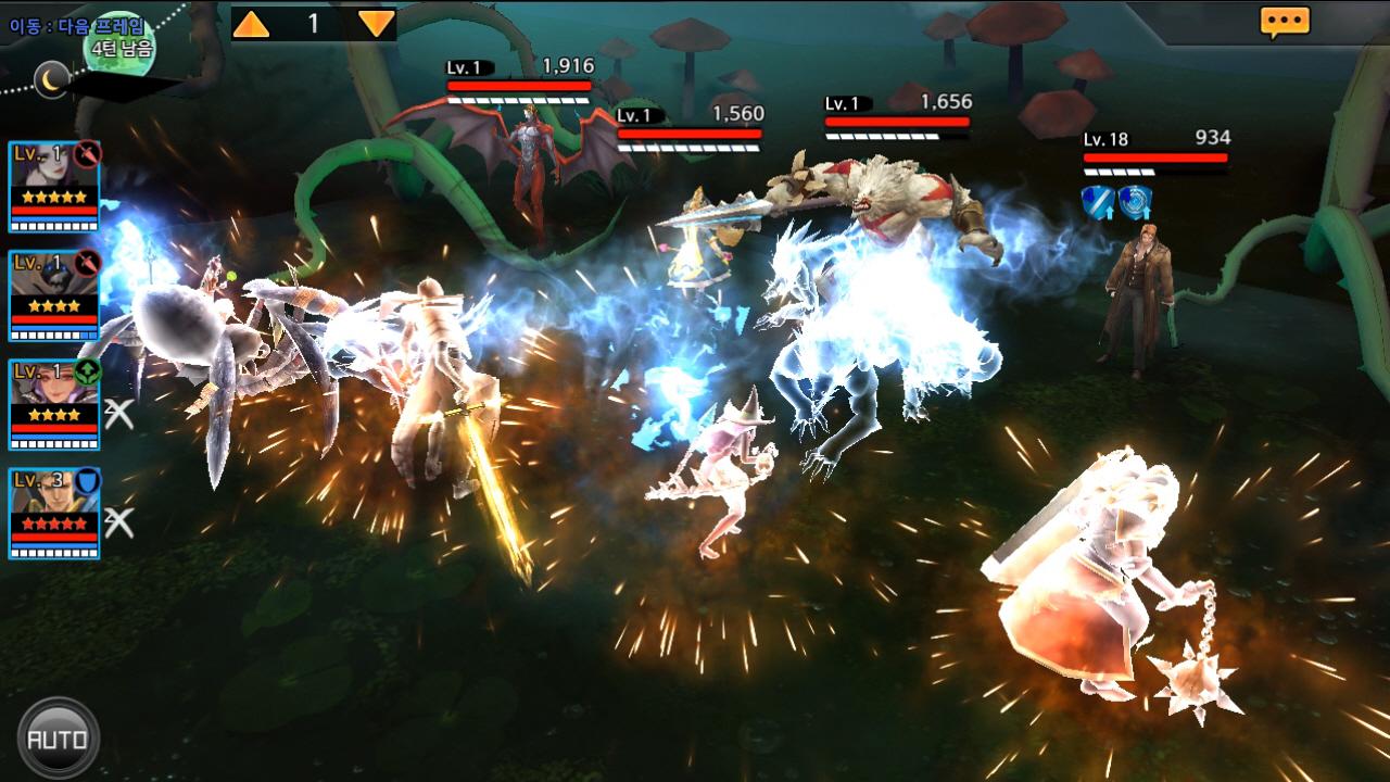 ネクソンが出展した『Unknown Heroes』で近未来クロスオーバーRPGを体験!【G STAR 2016】