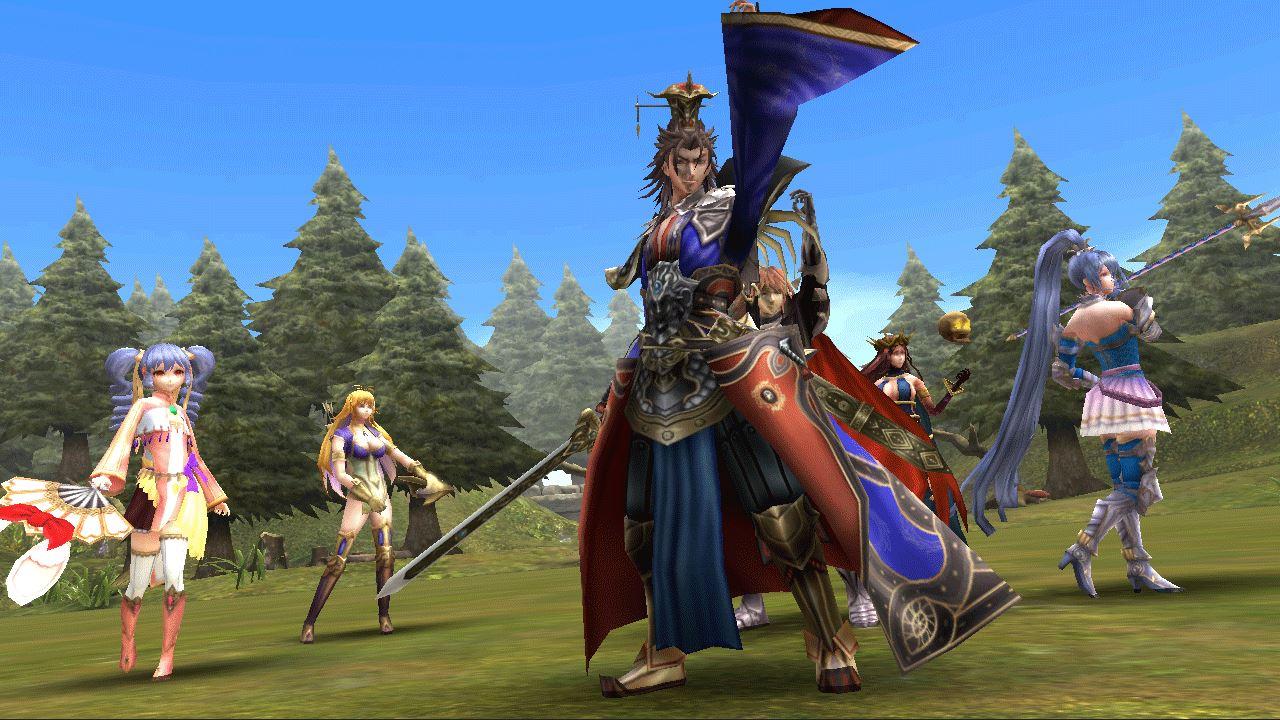 『SOUL REVERSE ZERO』が配信開始!英雄転生をテーマにした異世界ファンタジーRPG