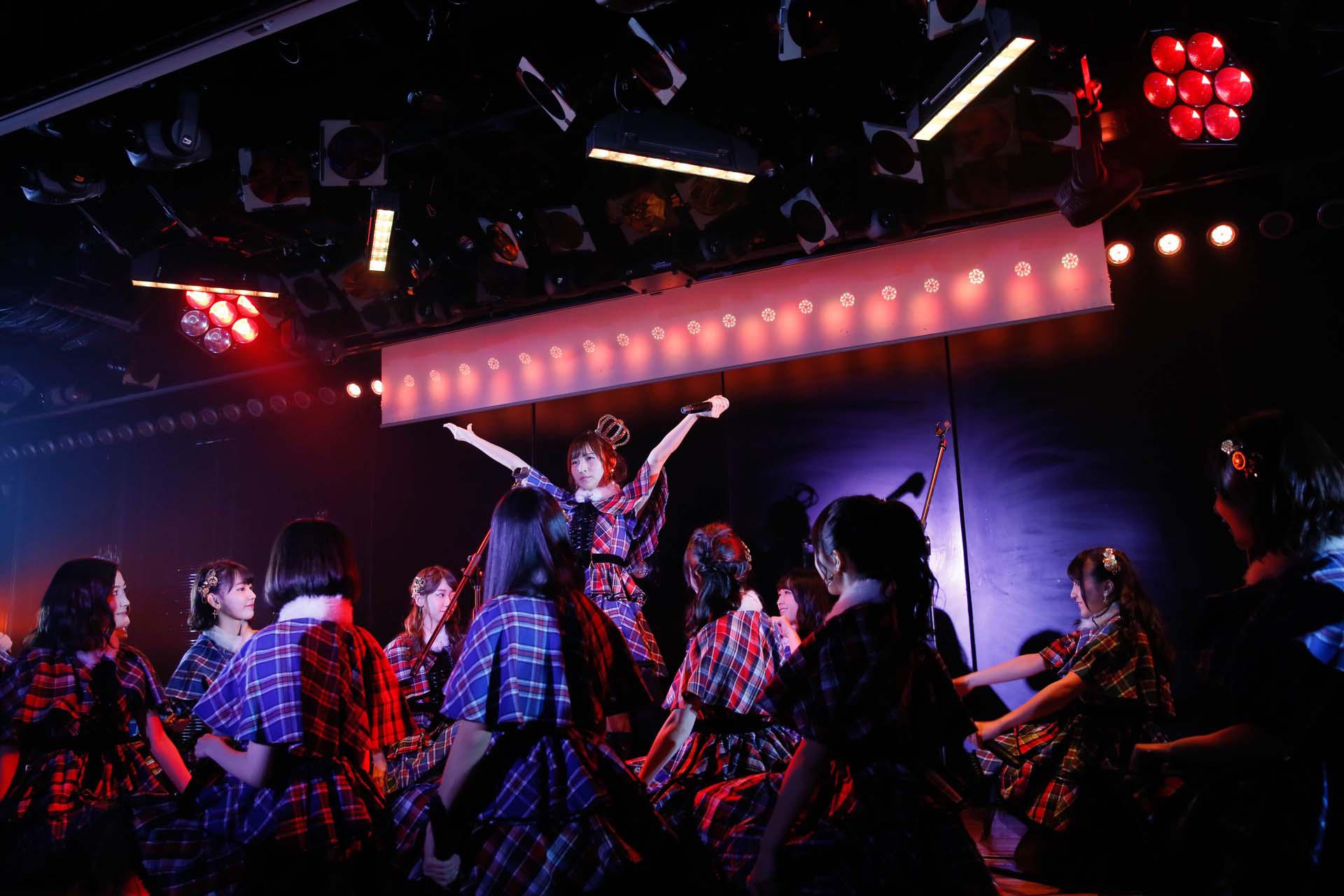 2016年AKB48ステージファイター特別劇場公演で大島涼花がksgkイベントプロデュースを発表!