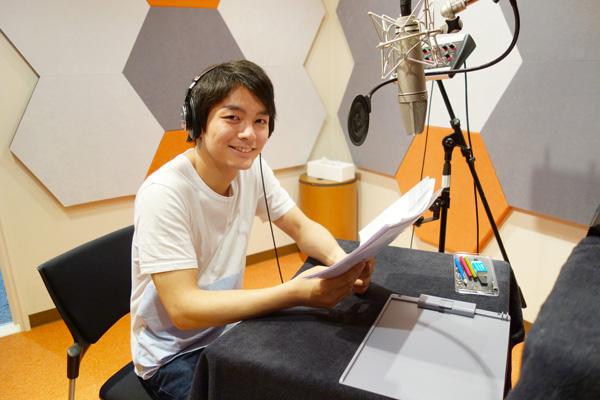 『ミトラスフィア』独占インタビュー【11】:榎木淳弥さんに聞く! おっとりからドSまで3つのボイスを担当