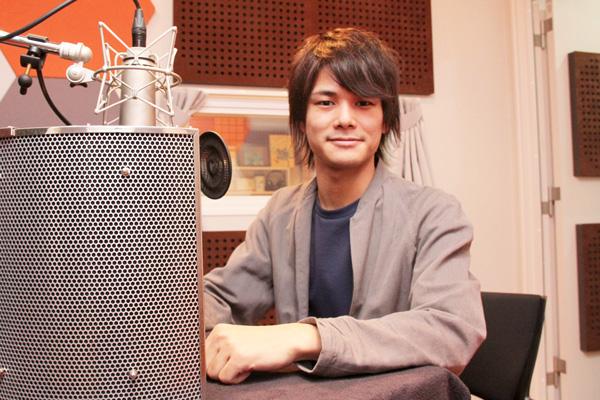 『ミトラスフィア』独占インタビュー【15】:八代拓さんに聞く! 2タイプのなりきりボイスはどちらもクール?