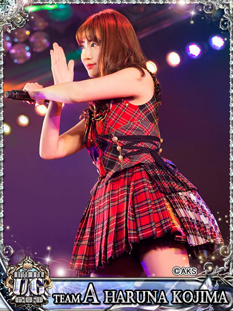 『AKB48ステージファイター』で小嶋陽菜卒業コンサートの連動イベントを開始!